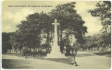 New Monument St Helens Cemetery