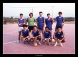 Rossell equip d'Handbòl · any 1982