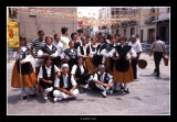 Grup de dances Rosselles · any 1.984