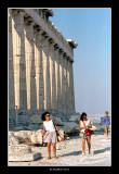 Atenes,  l'Acròpoli · any 1.988