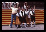 Festes Majors, Les Rosselles, i amics · any 1.984