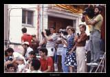 Festes Majors, tribuna de prensa · any 1.984