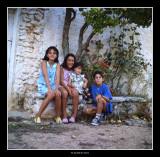 Al Mas de Julianto · Milena, Marta, Lara i Josep • 1.992