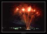 Rossell · Festes Majors · castell de focs · any 1.983