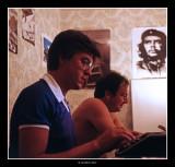Rossell · Redacció del Buscarró · any 1983