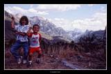 Pirineus · Milena i Alex · any 1.990