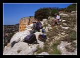 En vistes a la Rambla Celumbres - Els Ports