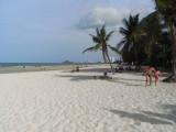 Beach at Sofitel Centara Grand Resort Hua Hin