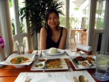Thai restaurant in Sofitel Hua Hin