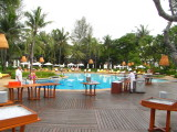 Pool in Sofitel Hua Hin