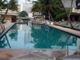 Pool in Peninsula Bangkok