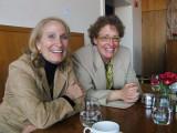 College chum Nada and Filmmaker Kate Regan