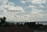 From window, looking toward San Francisco