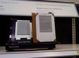 Sony PRS 505 and the Kindle 2, with M-Edge Platform cover
