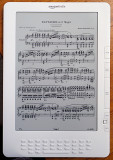 PDF Sheet music - full page