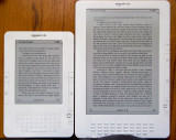 Kindle 2 font and Kindle DX with smaller generic font