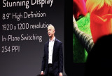 First Kindle Fire HD (8.9 ) described after stating goal of best tablet at any price