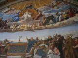 More from Raphael's  'Dispute of the Blessed Sacrament'