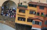 Ponte Vecchio closer up