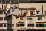 Very picturesque - shops/offices on Ponte Vecchio, other side