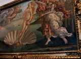 Botticelli's Birth of Venus.  Their frame choices were interesting.