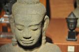 Stone Female Deity, Pacific Asia Museum