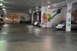 Parking Garage of  PMCA