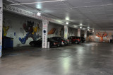 Parking Garage at  PMCA