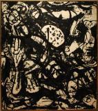 No. 20- Jackson Pollock 1951