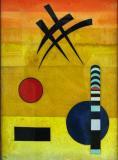 Sign- Wassily Kandinsky 1925