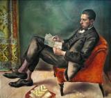 Portrait of Dr. Felix J. Weil- George Grosz 1926