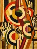 The Disks- Fernand Léger 1918-1919