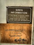 Siren Information