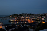 Brixham in the evening