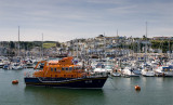 Lifeboat at Brixham