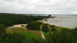 View back towards Nida from Parnidis