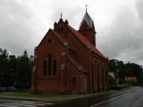 Evangelical-Lutheran Church in Juodkrantė