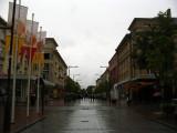 Vilniaus gatvė in central Šiauliai