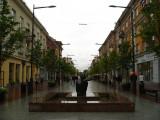 Motherhood Fountain on Vilniaus gatvė