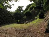 Corner of the San-no-maru ruins