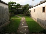 Entrance to Nakazato Tarōemon kiln