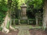 Tomb of daimyō Takanobu