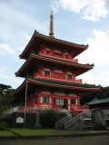 Sanjūdaitō (Three-storied Pagoda)