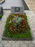 Soldier's grave from the civil war