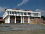 Bland Soviet-style Culture Palace