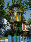 Crucifix within Butuceni