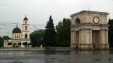 Orthodox Cathedral & Arcul de Triumf