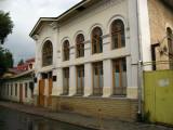 Chişinău's sole remaining synagogue