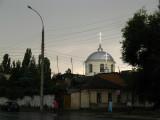 Dome of Haralampie Church off Vasile Alecsandri