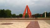Eternity World War II memorial